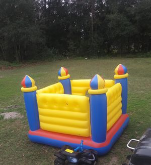 Indoor/outdoor bounce house for Sale in Williston, FL