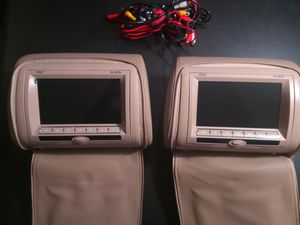 Head rest TV for cars for Sale in Baltimore, MD