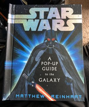 Star Wars A Pop-Up Guide to the Galaxy for Sale in Frisco, TX