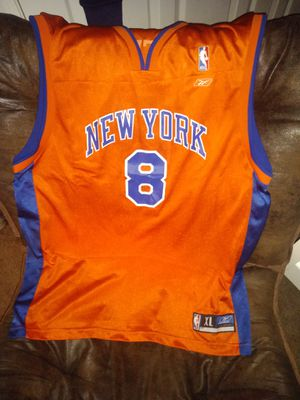 Vintage nba Knicks. Latrell sprewell, xl for Sale in Virginia Beach, VA