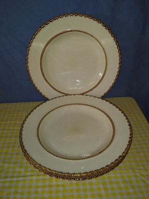 3 plates for Sale in Parsons, KS