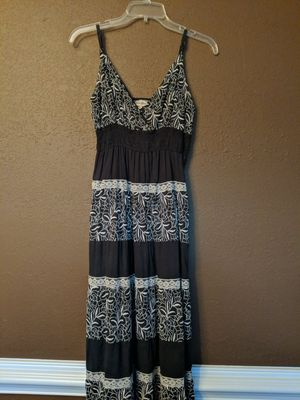 Black and White Sundress...Size M...Smoke Free for Sale in Columbus, GA