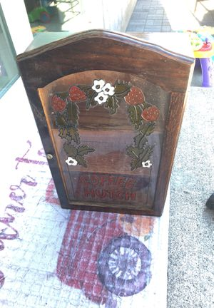 Antique coffee hutch for Sale in Kennewick, WA