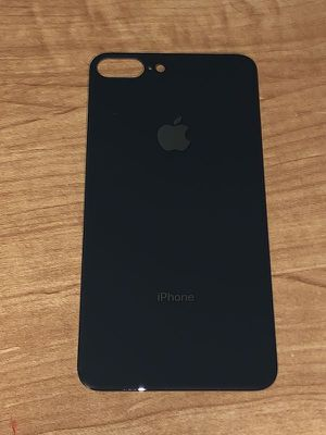 New Apple iPhone 8plus Back Black for Sale in San Fernando, CA