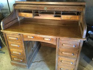 Antique Rolltop Desk for Sale in Monkton, MD