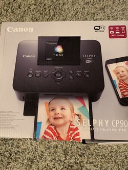 Canon Selpby Cp900 Wireless Photo Printer for Sale in Cleveland,  OH