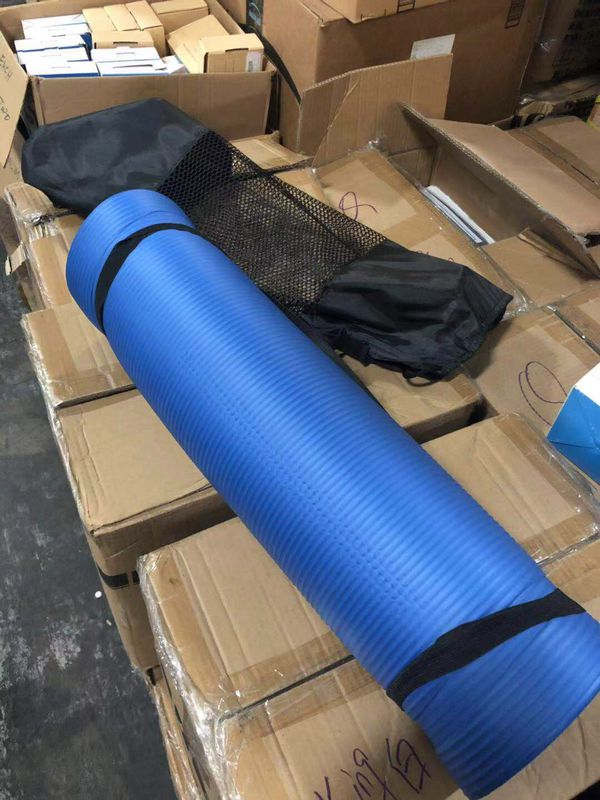 1/2-Inch Extra Thick Exercise Mat