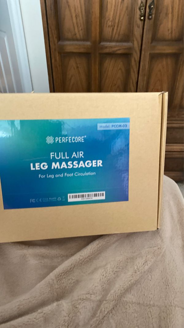 New, unused and unopened Perfecore Full Air Leg Messager