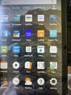 Kindle Fire HD 8th Generation for Sale in Moraga, CA