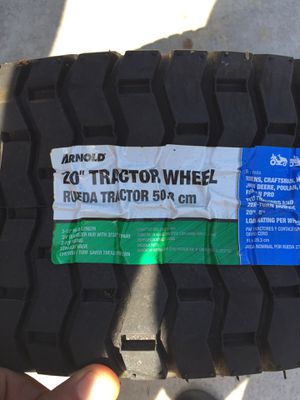 Tractor tires for Sale in Pomona, CA