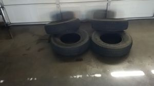 Use tires good trailer tires for Sale in Bakersfield, CA