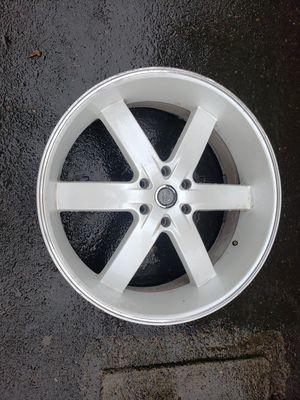 24 inch rim for Sale in Portland, OR