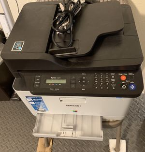 LIKE NEW Samsung Xpress C460FW all in one multifunction laser printer for Sale in San Francisco, CA