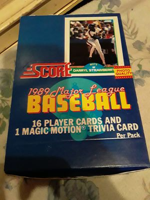 Baseball cards for Sale in Lafayette, CO