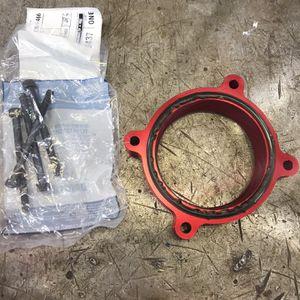 2011-2019 Throttle body spacer for Sale in Glendora, CA