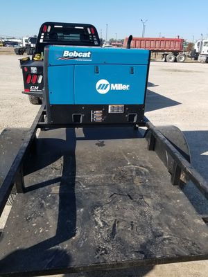 Welder with trailer for Sale in West Point, MS