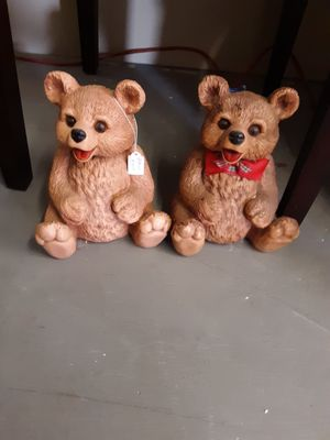 Pair of Bears for Sale in Farmville, VA