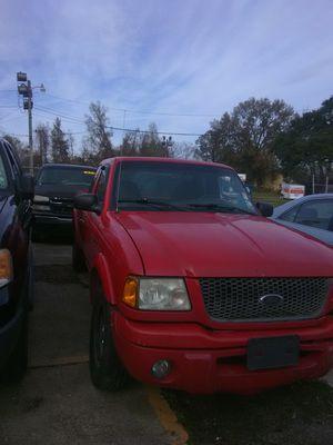 2003 Ford ranger XLT for Sale in Baton Rouge, LA