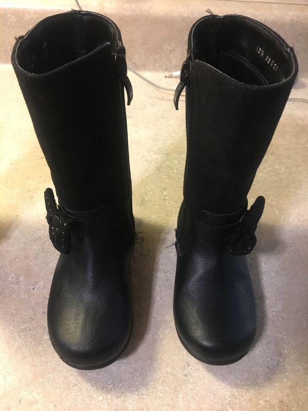 Girl boots / botas de niña.