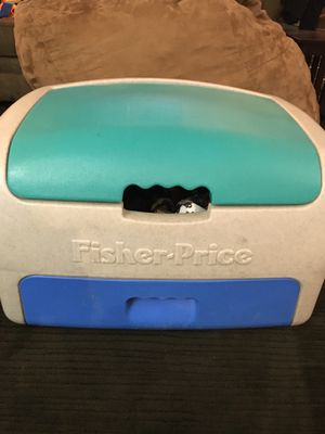 Fisher price toy bin for Sale in Pacifica, CA