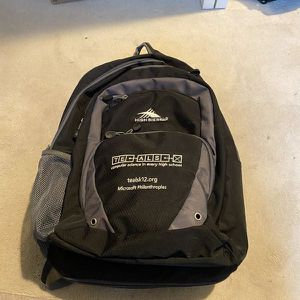 High sierra Laptop Backpack for Sale in Sammamish, WA