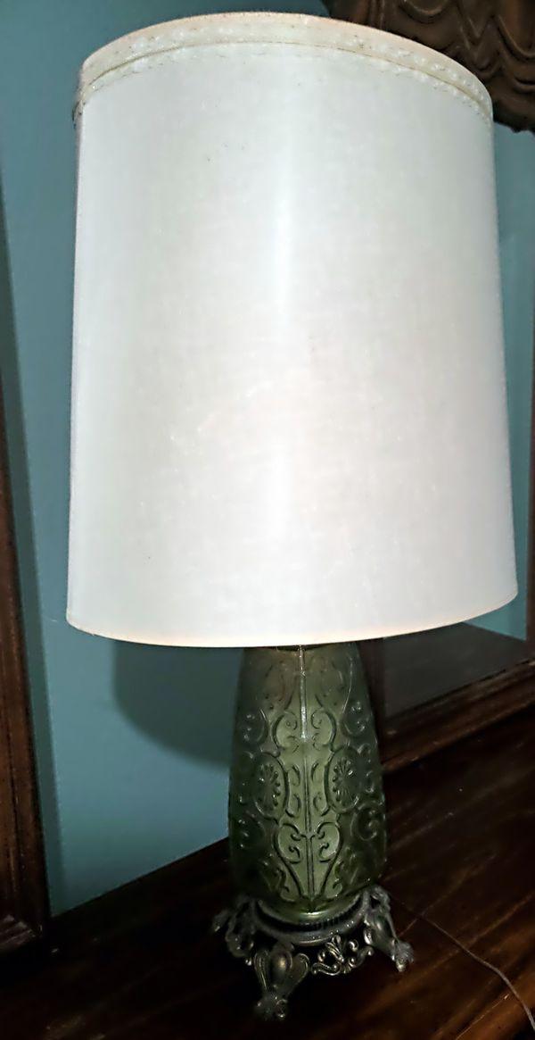 1960s EF - INDUSTRIES #502 vintage Lamp