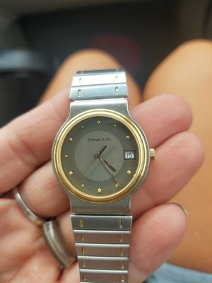Tiffany&co womens watch for Sale in Lincoln Park, MI