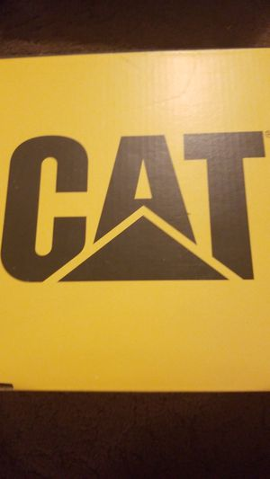 Caterpillar work Boots for Sale in Dearborn Heights, MI