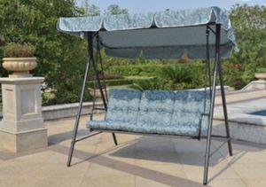 New!! Porch swing, patio swing, outdoor swing for Sale in Phoenix, AZ