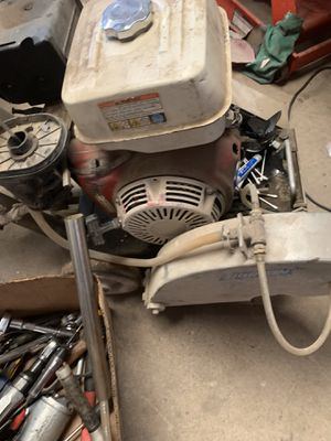 Cement saw Honda engine for Sale in French Camp, CA