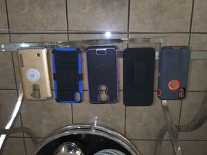 Assortment of phone cases for Sale in Pomona, CA
