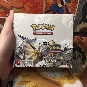 Ultra prism Booster Box for Sale in Jupiter, FL