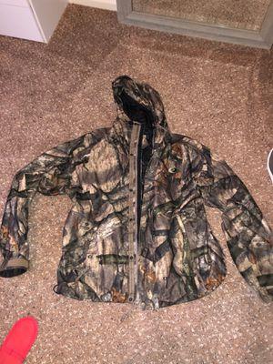 Camo waterproof jacket. for Sale in Milton, WA