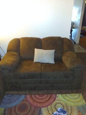 Brown Couches and End Tables for Sale in San Bernardino, CA