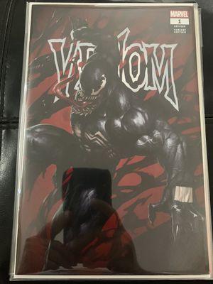 Marvel comic book Venom #1 rare Skan srisuwan variant cover for Sale in Upland, CA