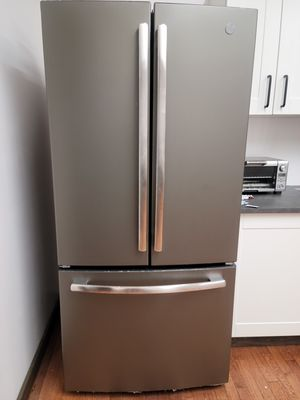 GE French Door-Stainless Steel Refrigerator for Sale in Oakland, CA