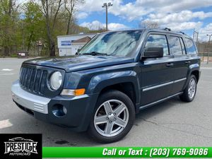 2008 Jeep Patriot 4WD for Sale in Waterbury, CT