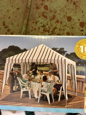 Canopy tent shade NEW for Sale in Dumont, NJ