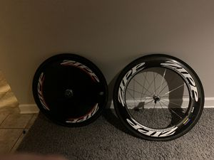 zipp wheelset for Sale in Chicago, IL