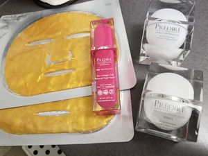 Face creams and masks w collegian. for Sale in San Marcos, CA