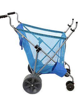 Seina Garden Cart Sand Cruiser for Sale in Houston,  TX