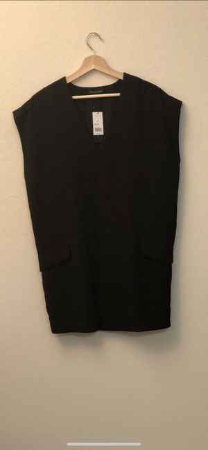 Banana republic black cocoon dress -Brand new with tags for Sale in Fairfax, VA