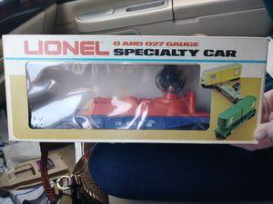Lionel Train-Conrail Searchlight Car for Sale for sale  Cedar Park, TX