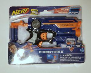 Nerf Firestrike Elite Nerf Gun for Sale in Elk Grove, CA