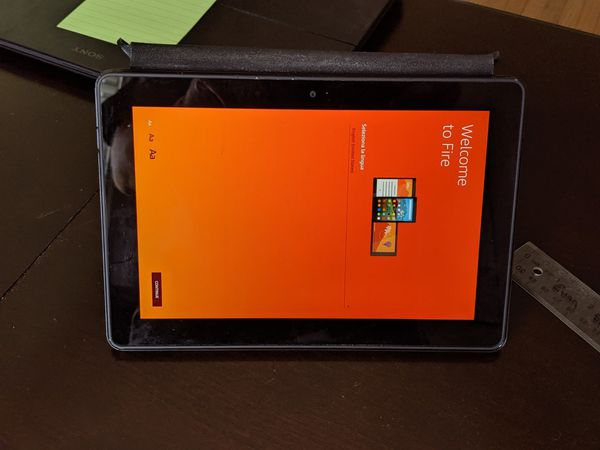 4th Generation Kindle Fire HDX