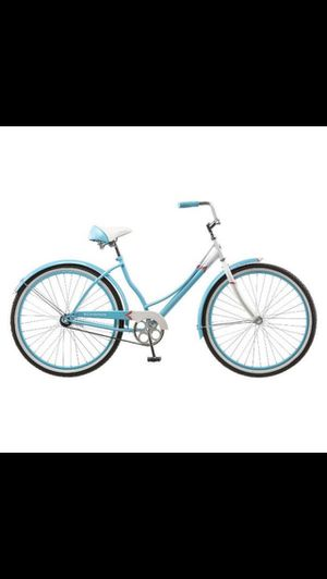 """Schwinn Legacy Women's 26"""" Cruiser Bike Soft Blue/White """"Shabby Chick"""" Vintage Looking Woman's Bicycle 🦸♀️ 🚲 🚲🚲BEAUTIFUL🚲🚲🚲 for Sale in Des Plaines, IL"""