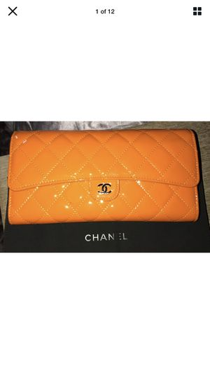 Chanel Orange Multi Clutch Bag for Sale in Frisco, TX