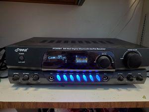 PYLE 200 watt Digitsl Bluetooth AM/FM Receiver for Sale in Phoenix, AZ