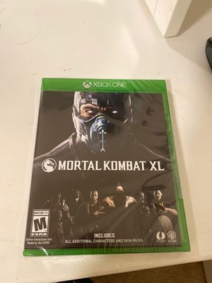 Mortal kombat xl xbox 10$ jurupa valley for Sale in Fontana, CA