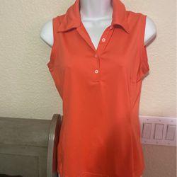 orange golf sleeveless shirt for Sale in Phoenix,  AZ